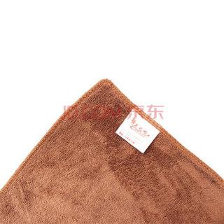 车之吻 擦车洗车毛巾 (160CM*60CM) 1条装 咖色