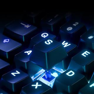 赛睿(SteelSeries)Apex 7 电竞机械键盘 青轴