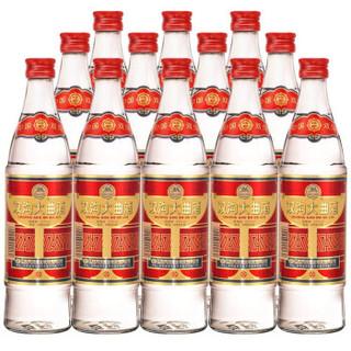 双沟大曲 53度500ml*12瓶 整箱装浓香型白酒 光瓶自饮优质粮食酒口感绵柔 送礼宴席