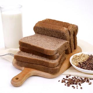 舌里 黑麦代餐面包1000g