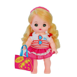 Mellchan 咪露  女孩过家家娃娃 278949 休闲衬衣莉莉