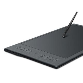 绘王Q11K V2 无线手绘板绘图板 电子绘画板手写板电脑画板 数位板 无线大板 8大快捷键  无源升级