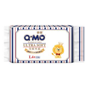 Q MO 奇莫 ACC00220 通用纸尿裤L4片(9-14kg )