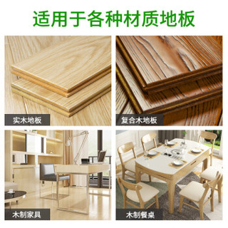 森力佳synergetic进口地板清洁剂1L 绿茶清香 除菌除垢液 光亮地板   地面瓷砖大理石清洗通用 木地板净