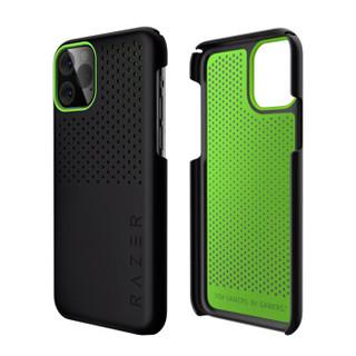 雷蛇 Razer 冰铠轻装版-酷黑-苹果New iPhone 6.5 -iPhone 11 Pro Max 手机散热保护壳 手机壳