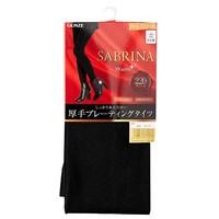 GUNZE SABRINA Warm+系列 220D加绒加厚打底袜