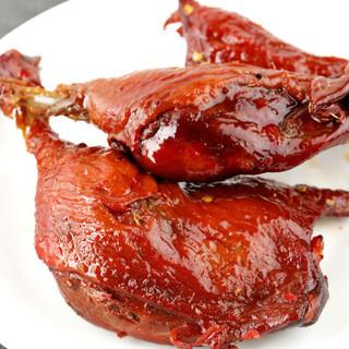 煌上煌 鸭翅150g鸭锁骨200g鸭腿260g组合 熟食小吃零食江西特产