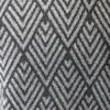 ERDOS鄂尔多斯 男半高领双提套衫 E186A0074 纯黑 L