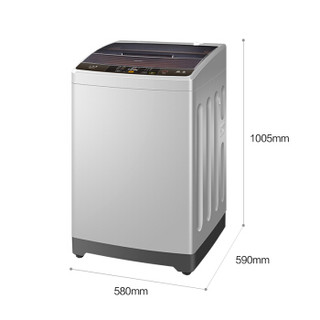 Haier 海尔 XQB100-M21JDB 波轮洗衣机 10kg