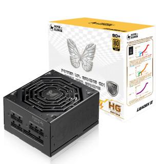 振华(SUPER FLOWER)额定750W LEADEX HG 750W 电脑电源(80PLUS金牌/全模组/十年质保)