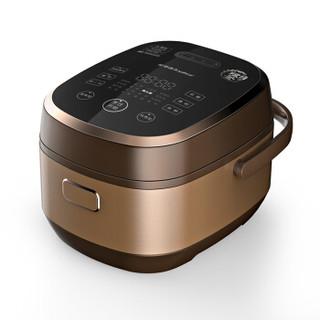 荣事达(Royalstar)RFB-IH40E 电饭煲 IH电磁加热,家用智能触摸,缓冲上盖,一键操作