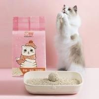 雪瓣 豆腐猫砂 原味 6L