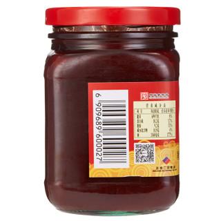 六必居 红腐乳 酱豆腐乳火锅调料 340g 中华老字号