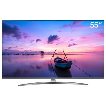 LG 乐金 55LG75CMECB 55英寸 4K 液晶电视