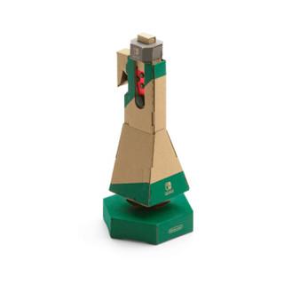 任天堂 Nintendo Switch 纸板硬盒游戏 Labo Toy-Con 03 驾驶套装