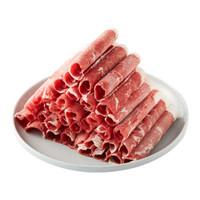 必买年货、京东PLUS会员:天谱乐食 澳洲谷饲原切牛肉卷/肉片 200g*2盒