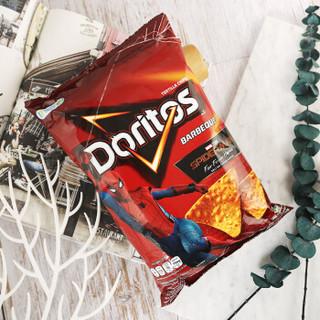 Doritos 多力多滋 印尼进口 玉米片 烧烤味 160g