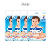 moony 尤妮佳  纸尿裤 M64片 4包