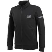 匹克(PEAK)男子卫衣保暖舒适防风开衫运动休闲外套上衣男 DF693041 黑色 M