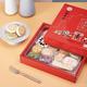 京东PLUS会员:北京稻香村 老北京糕点 礼盒装 1550g *3件 168.2元包邮(双重优惠)