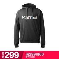 Marmot/土拨鼠 男士带帽卫衣