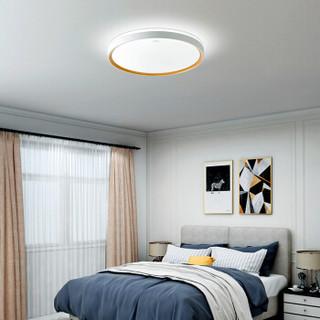 OPPLE 欧普照明 品见 LED吸顶灯 三档调色 46x8cm 45W