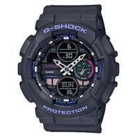 CASIO 卡西欧 G-SHOCK系列 GMA-S140-8A 中性石英手表