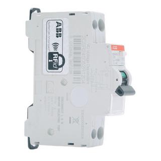 ABB进口断路器 1P+N 20A漏电保护器紧凑型微型空气开关带漏保 双进双出 GSN201L-C20
