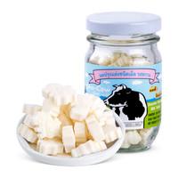 泰国进口 贝尔原味奶片50g罐装100片 儿童宝宝奶糖糖果 *2件