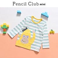 铅笔俱乐部 童装男童长袖