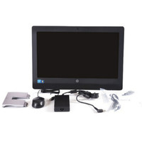HP 惠普 ProOne 480G3 AIO 20英寸台式机 酷睿i5-7500T 4GB 1TB HDD