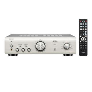 天龙(DENON)PMA-600NE 音箱 音响 Hi-Fi发烧音响 进口 入门级带蓝牙 数字输入HiFi立体声功放 银色