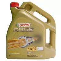 Castrol 嘉实多 全合成机油 极护EDGE FST 5W-30 C3 SN 5L *2件