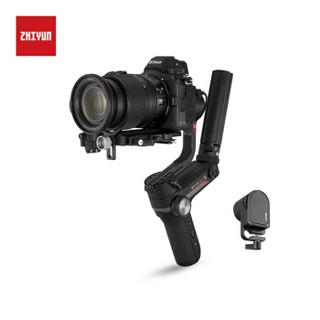 智云(zhi yun)WEEBILL S微毕稳定器 微单单反稳定器 手持云台相机稳定器 专业跟焦套装