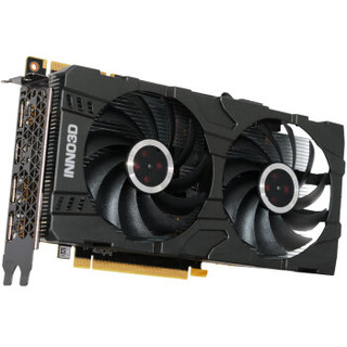 Inno 3D 映众 GEFORCE GTX 1060 Gaming OC版 显卡 6GB