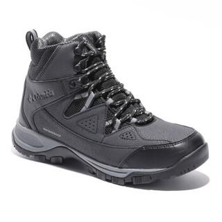 哥伦比亚(Columbia)雪地靴 户外秋冬男士高帮加厚防滑休闲保暖鞋 BM0838 010(男) 41.5