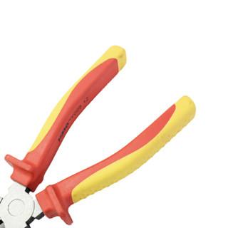 艾威博尔(EVER POWER) C系列VDE钢丝钳 8英寸 WH-100838