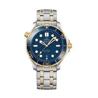 双11预售:OMEGA 欧米茄 海马系列 210.20.42.20.03.001 男士自动机械手表