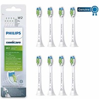 PHILIPS 飞利浦 Sonicare W Optimal HX6068/12 蓝牙刷头 8个装