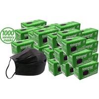 Universal AMZ4533 一次性防尘口罩 1000个