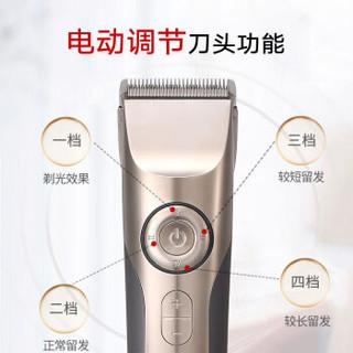 科德士980电推子理发器电推剪充电式电动剃头刀剪头发廊专业专用