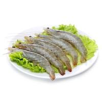 Seamix 禧美海产 厄瓜多尔白虾 1.8kg 90-108只