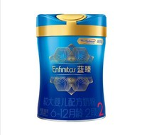MeadJohnson Nutrition 美赞臣 蓝臻系列 婴儿配方奶粉 2段 900g *3件