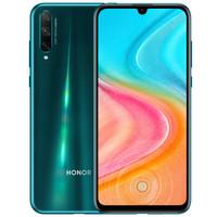 HONOR 荣耀 20 青春版 智能手机(6GB+128GB、全网通、蓝水翡翠)