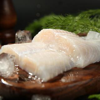 海天下 越南原装进口冷冻巴沙鱼柳 ASC认证 600g 袋装 自营海鲜水产