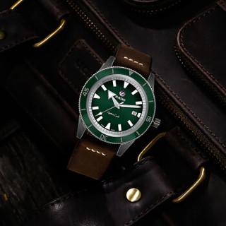 RADO 雷达 Tradition传承系列 R32505315 男士自动机械手表