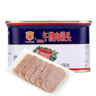 中粮梅林 午餐肉罐头 198g