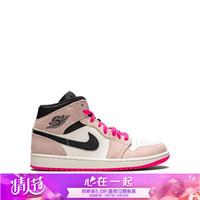 JORDAN 男女通用 Air Jordan 1 Mid运动鞋 裸色 US11