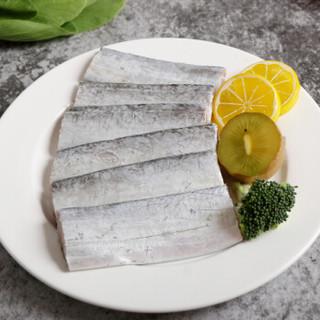 渔港 渤海带鱼段 700g 20-23段