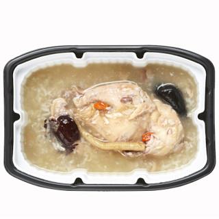 圃美多 浓郁参鸡汤500g 方便食品(韩餐 方便菜 滋补汤料 自加热火锅)